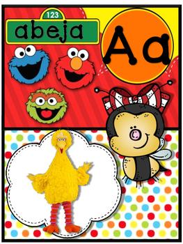 ABC Sesame street espanol