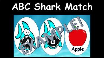 ABC Shark Match