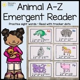 ABC Animal Sight Word Book