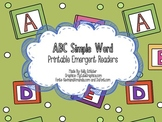 ABC Simple Word Emergent Readers