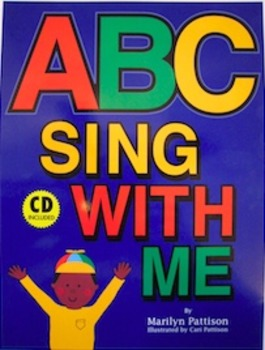 ABC Sing With Me book and CD