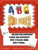 ABC Skills Pack