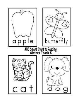 ABC Book: Smart Start to Reading