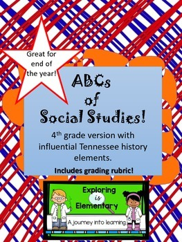 ABC Social Studies Book