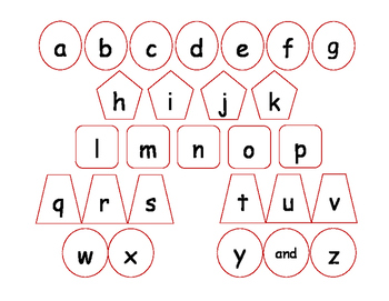 ABC Song Activity