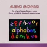 ABC Song (Jazzy Bella Original) by Denise D'Angelo Jones