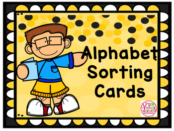 ABC Sorting Cards