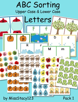 ABC Sorting Games