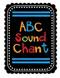 ABC Sound Chant & Flip Book