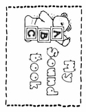 ABC Sounds and Handwriting Practice Book