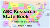 USA Research ABC State Book