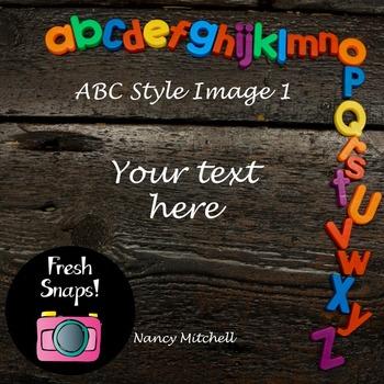 ABC Style Image 1