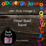 ABC Style Image 2