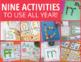 Alphabet Activities: ABC Super Bundle for Preschool and Kindergarten