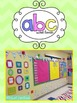 ABC Sweet Bunting Banner
