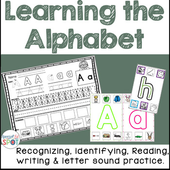 ABC TRACE and Beginning Sounds