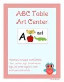 ABC Table Art Center