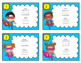 """ABC Task Cards including """"I have...Who has?"""""""