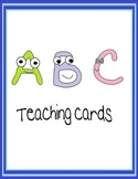 ABC Teaching Cards