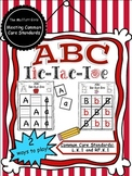 ABC Tic-Tac-Toe (Literacy)