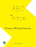 ABC Trace - Primary Writing Practice