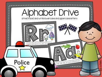 Alphabet Drive