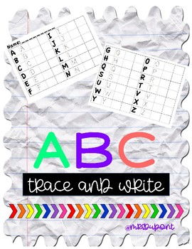 ABC Trace and Write