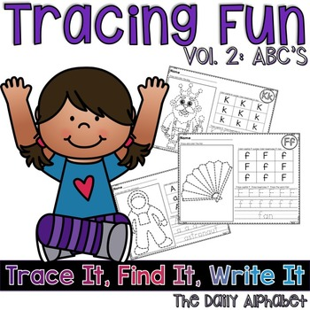 ABC Tracing Fun