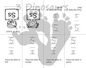 ABC Tracing Small Book