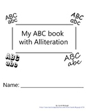 ABC Tracing with Alliteration book