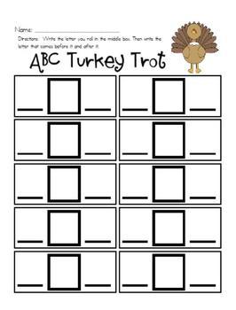 ABC Turkey Trot