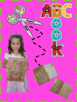 ABC Vocabulary Book