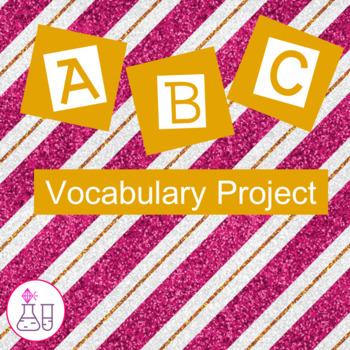ABC Vocabulary Book Project