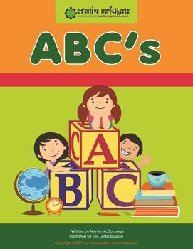 ABC & Vocabulary Flashcards