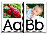 ABC Wall Alphabet Photo Posters
