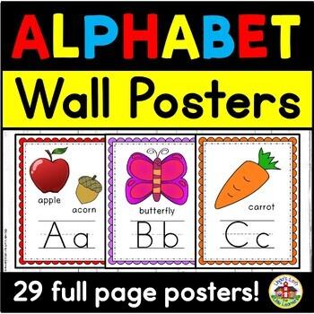 ABC Wall Cards