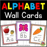 Bulletin Board ABC Wall Cards