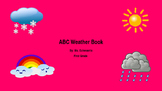 ABC Weather Book Powerpoint