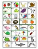 ABC With Pictures for Writing  Folder
