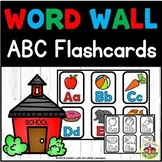 ABC Word Wall Flashcards