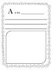 ABC Word Wall/Vocabulary Review Book