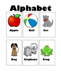 ABC Words Flash Cards