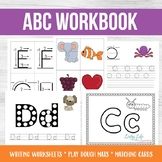 Fun Alphabet Workbook