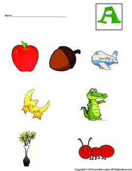 ABC Worksheets