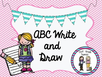 ABC Write and Draw