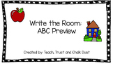ABC Write the Room BUNDLE