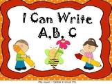 ABC Writing Practice