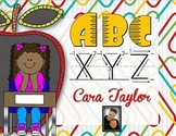 ABC ~ XYZ Back to School Enrichment Activities for Young Learners