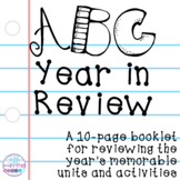 End of the Year ABC Year in Review