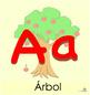 ABC afiche y tarjetas